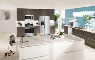 GE Contemporary Kitchen