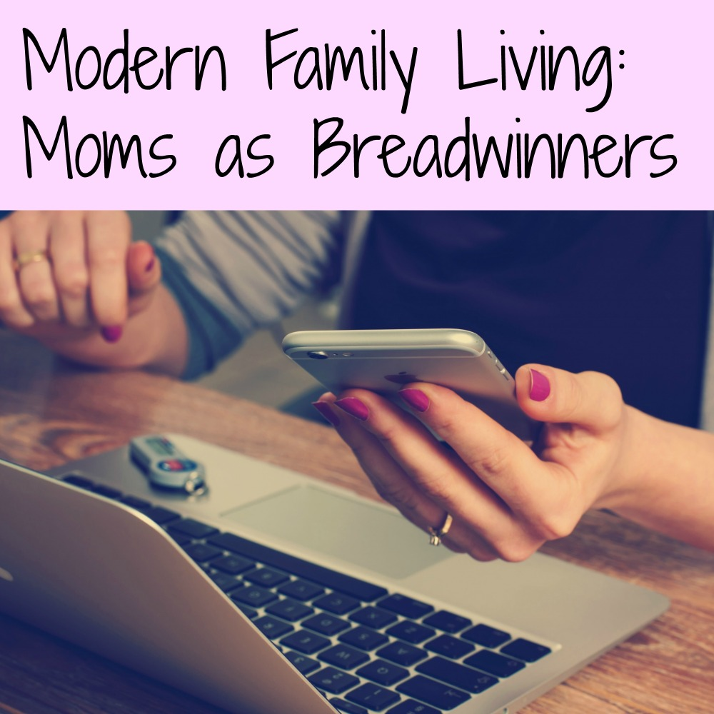 Moms as Breadwinners