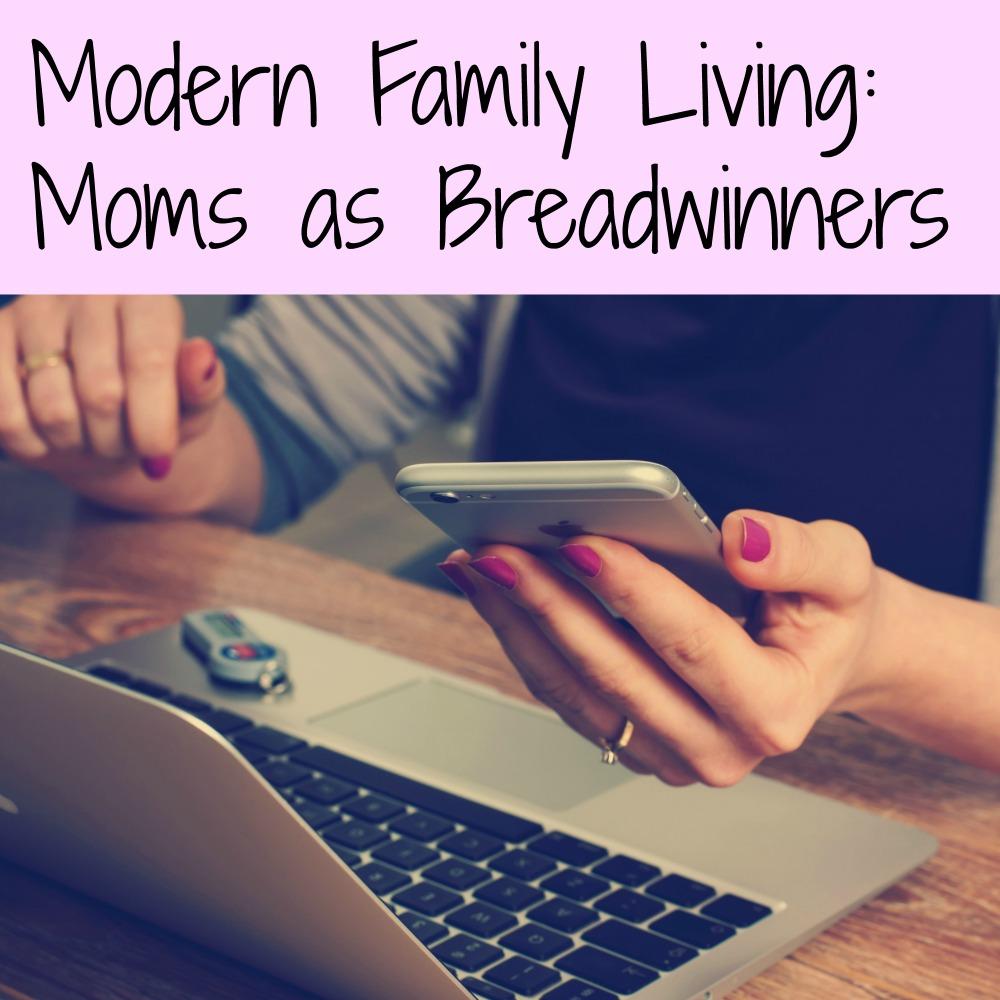 Moms as Breadwinners