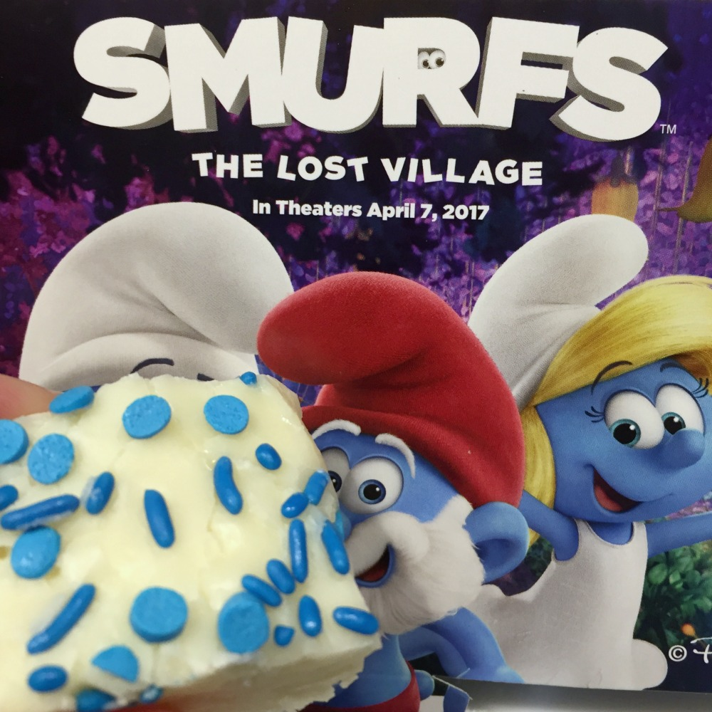 Smurfs The Lost Village Easy Homemade Fudge A Nation Of