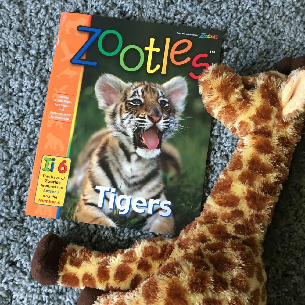 Zootles Zoobooks Magazine