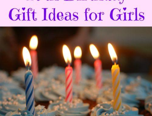 10th Birthday Favorite Gifts