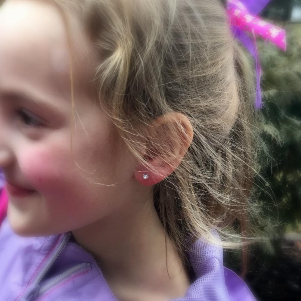 Blomdahl Ear PIercing
