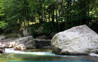 Bristol Falls Swimming Hole