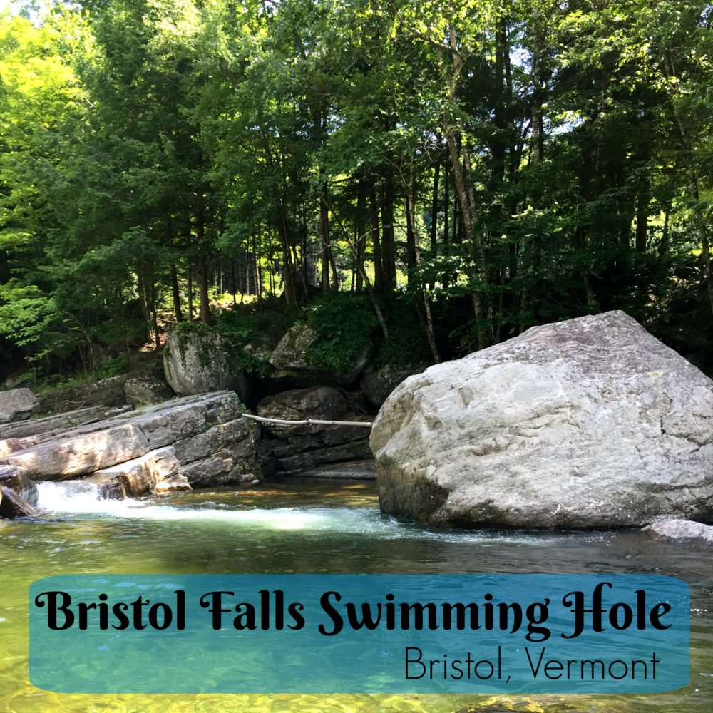Bristol Falls Swimming Hole