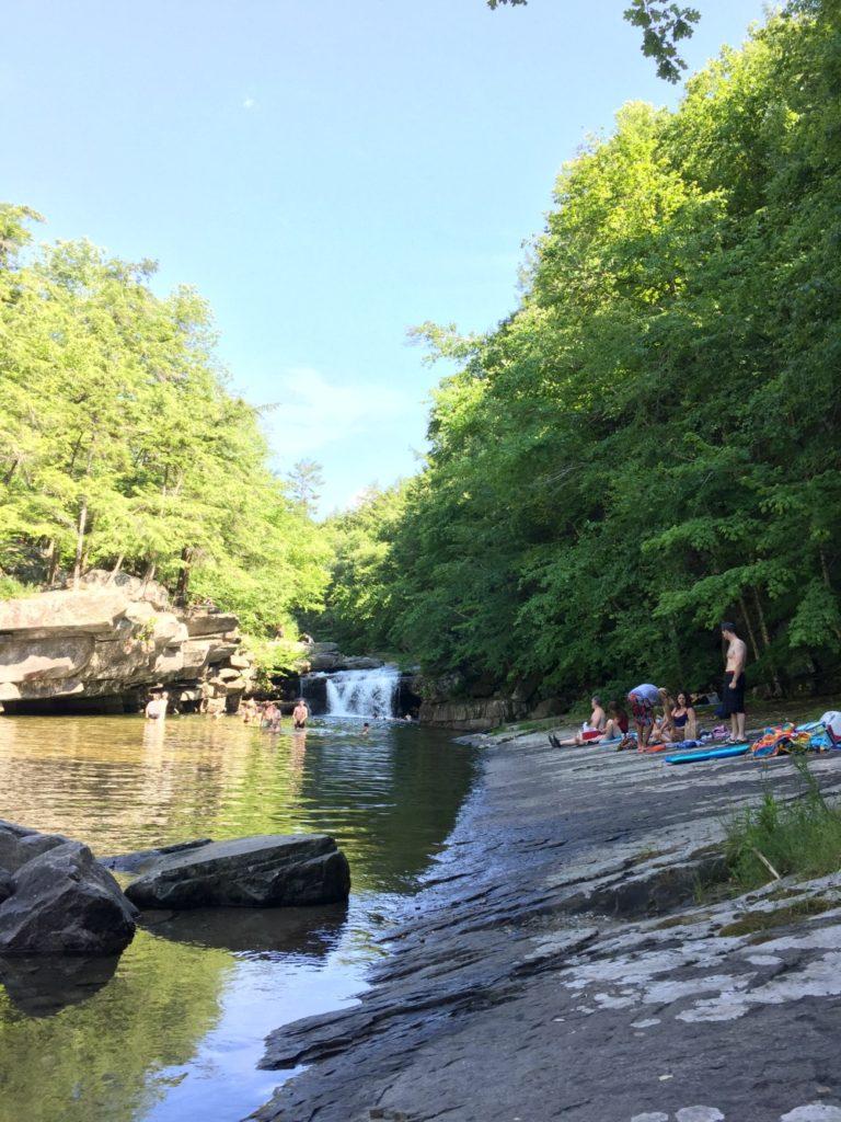 Bristol Falls