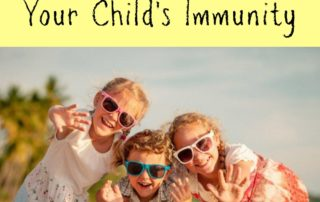 Easy Ways to Improve your Child's Immunity