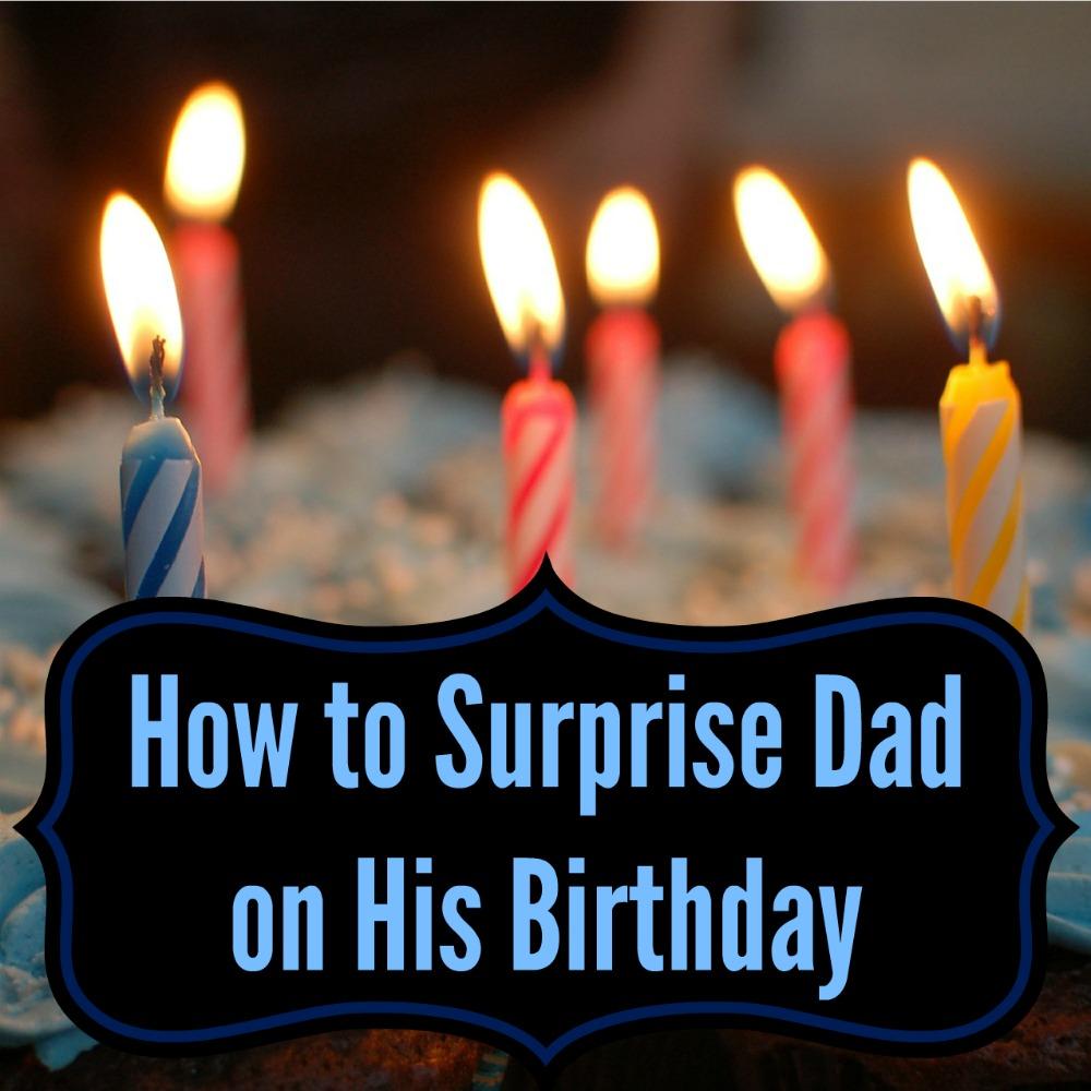 Surprise Birthday