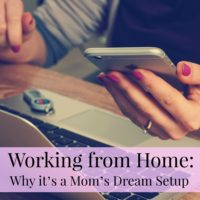 Moms Working From Home