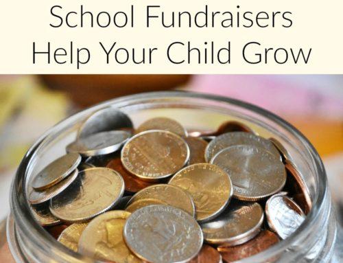 5 Ways School Fundraisers Help Your Child Grow