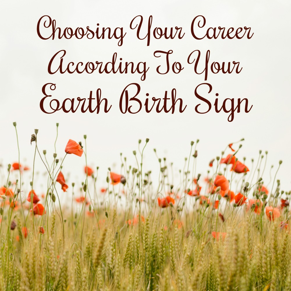 earth birth sign