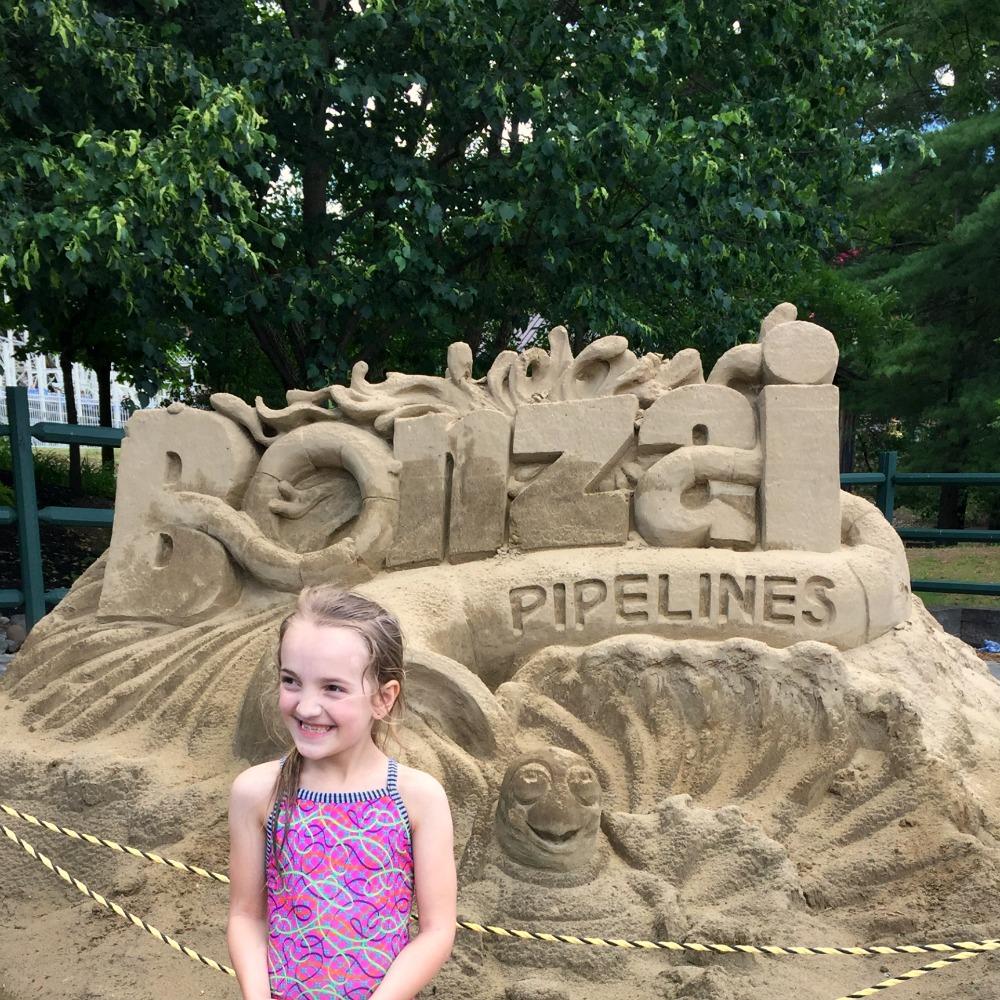 Great Escape Bonzai Pipelines