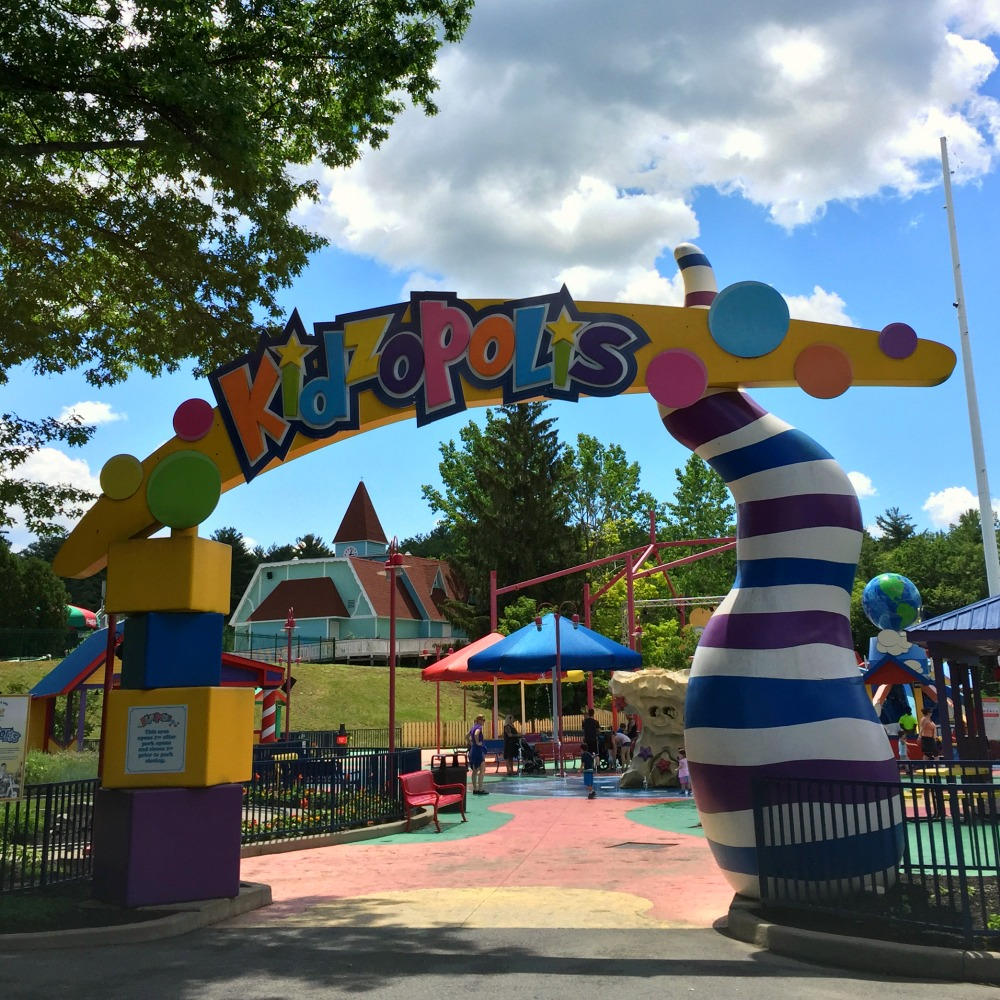 Great Escape and Splashwaster Kingdom