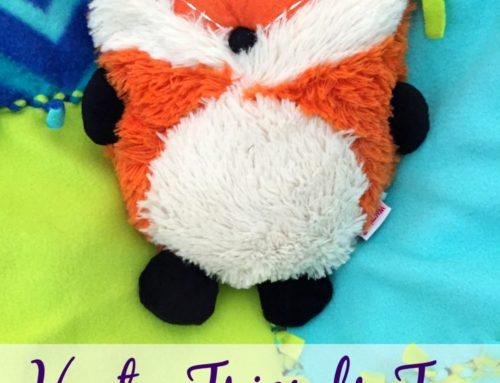 Hooty Friends Fox Lavender Stuffed Animal Review