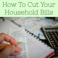 Household Bills