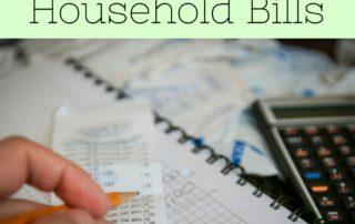 Household Bills