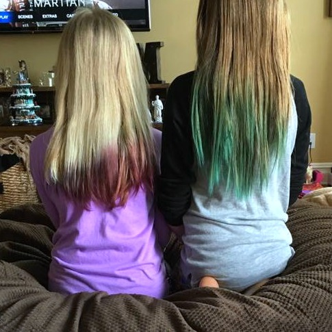 Hair Dyeing With Kool-Aid – A Nation of Moms