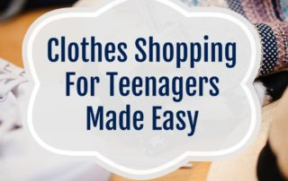 Clothes Shopping For Teenagers Made Easy