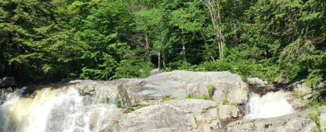 Buttermilk Falls, Ludlow, Vermont