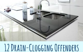 Drain-Clogging Offenders