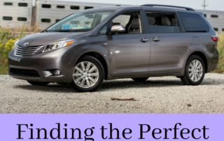 Finding the Perfect Car for Your Family
