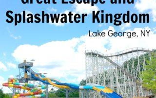 Great Escape and Splashwater Kingdom Lake George