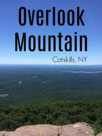 Overlook Mountain, Catskills NY