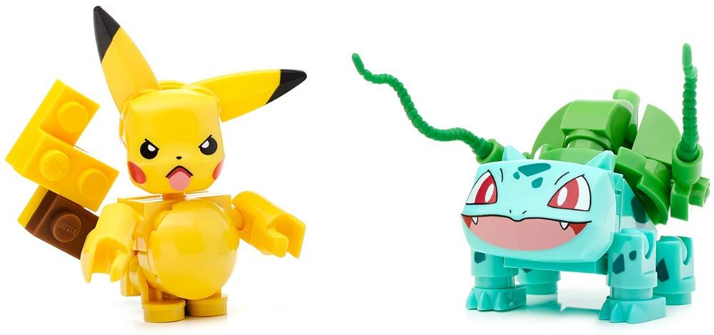 Pokemon Construx