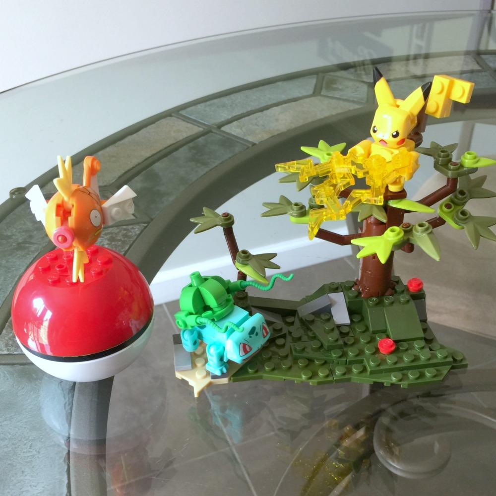 MEGA Pokemon Construx