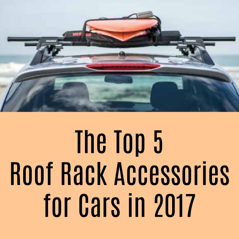 Roof Rack Accessories