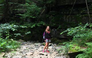 Wolf Creek Falls Preserve