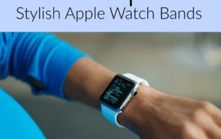 The Top 10 Stylish Apple Watch Bands In 2017