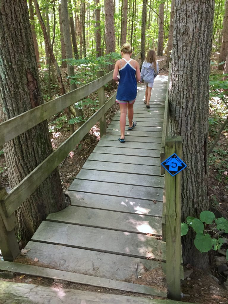 Christman Trail Bridge