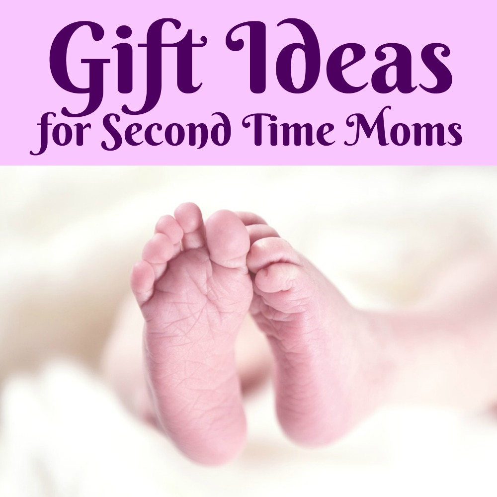 Gift Ideas for Second Time Moms