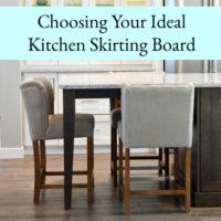 Kitchen Skirting Board