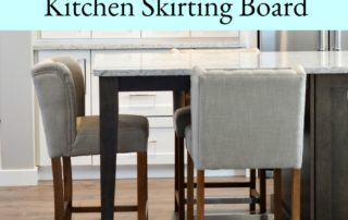 Kitchen Skirting Board