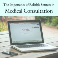 The Importance of Reliable Sources in Medical Consultation