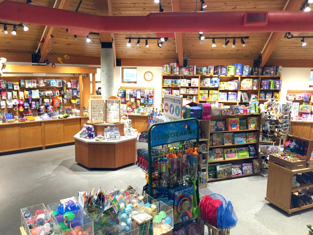 Montshire Museum of Science Gift Shop