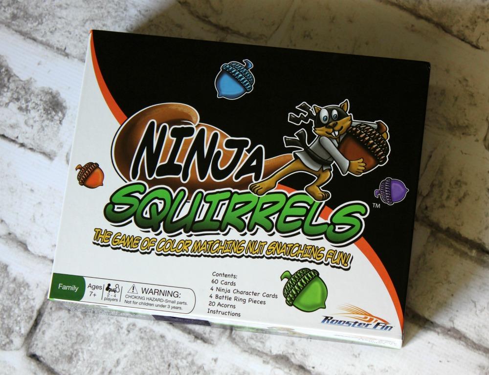 Ninja Squirrels Game