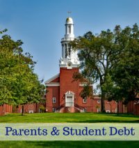 Parents and Student Debt