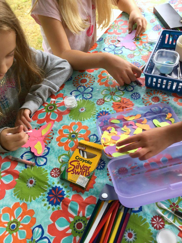 Quechee Gorge State Park crafts