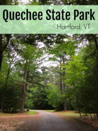 Quechee State Park