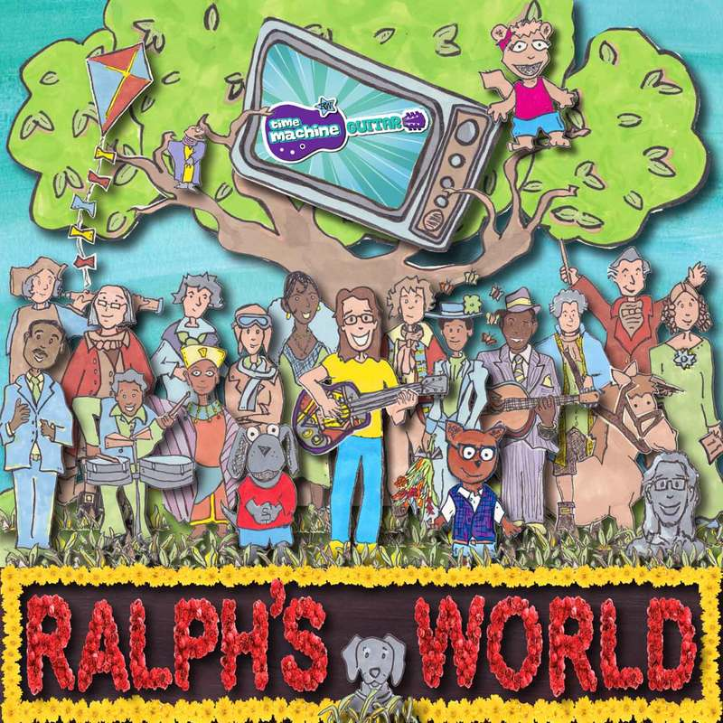 Ralph's World Time Machine Guitar