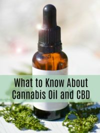 What to Know About Cannabis Oil and CBD