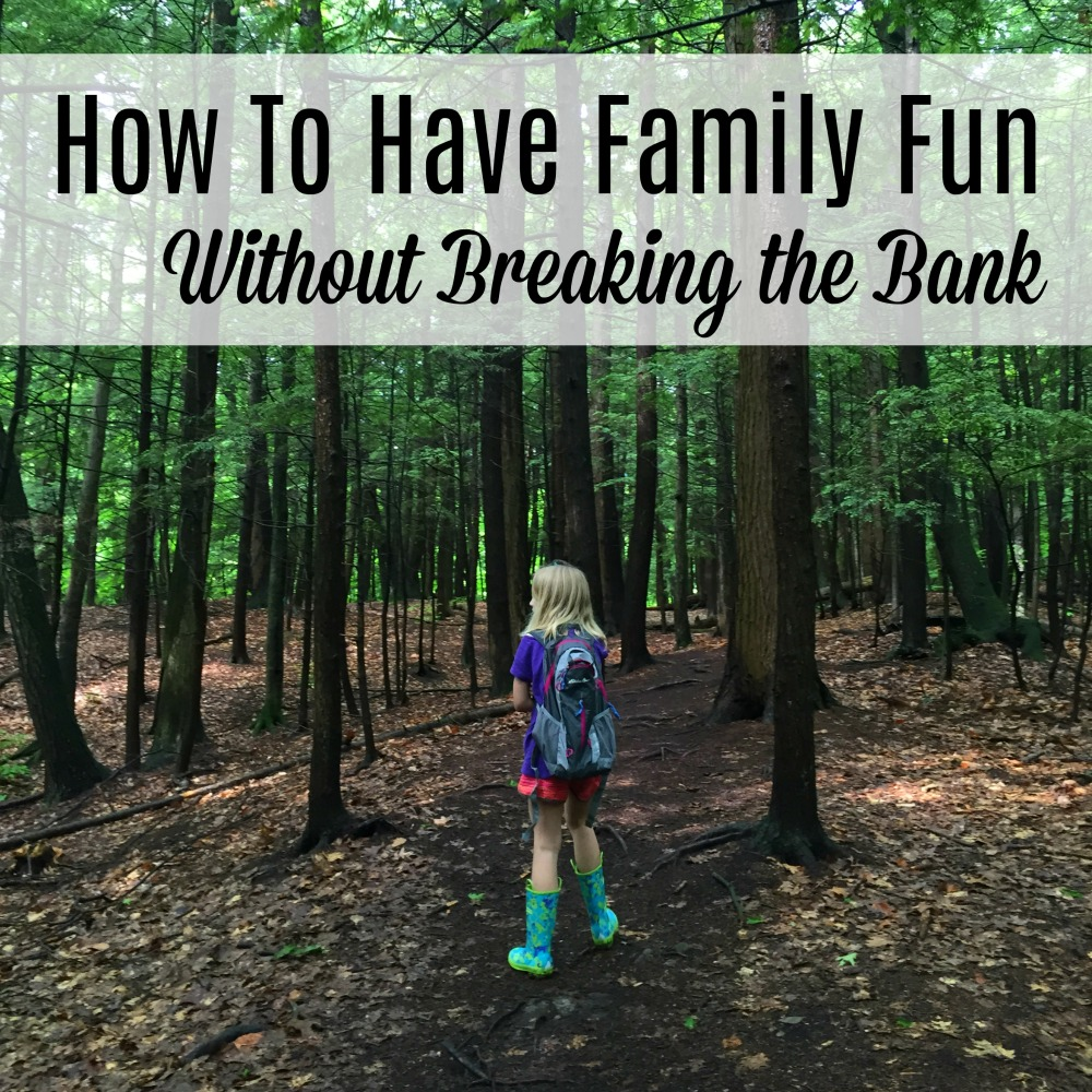 Without Breaking the Bank