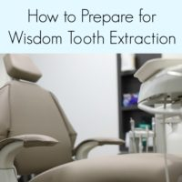 How to Prepare for Wisdom Tooth Extraction