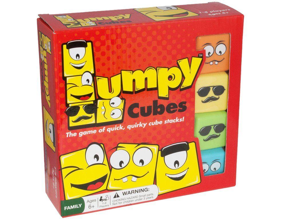 Lumpy Cubes