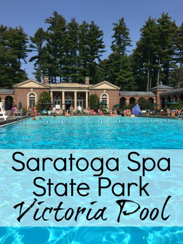 Saratoga Spa State Park Victoria Pool