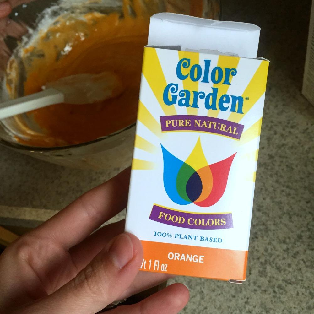 Color Garden food dye