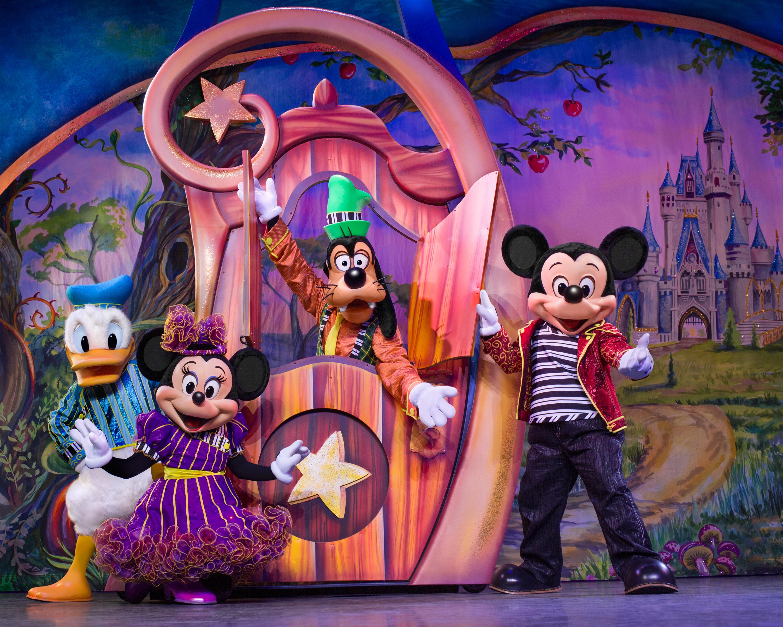 Disney LIve Mickey and Minnie's Doorway To Magic